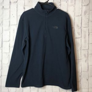 The North Face Mens Blue Pullover Sz M
